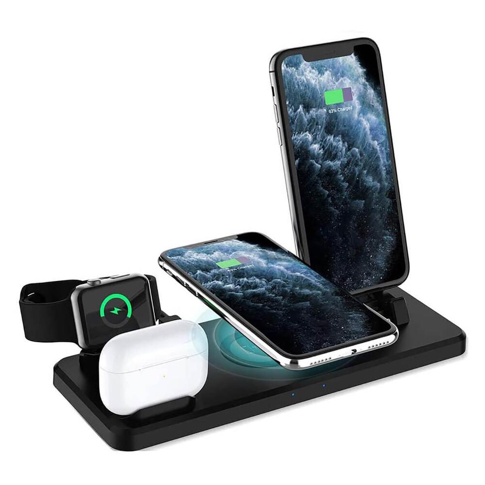 Купить Беспроводная док-станция 6-in-1 oneLounge для iPhone/AirPods/Apple Watch 15W