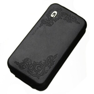 SGP Gariz Edition Series Black для iPhone 4/4S