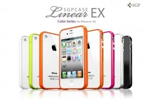 SGP Linear EX Color Series для iPhone 4/4S