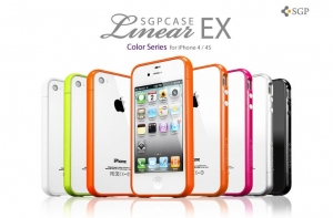 Купить SGP Linear EX Color Series для iPhone 4/4S
