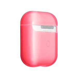 Купить Пластиковый чехол Laut Crystal X Electric Coral для Apple AirPods