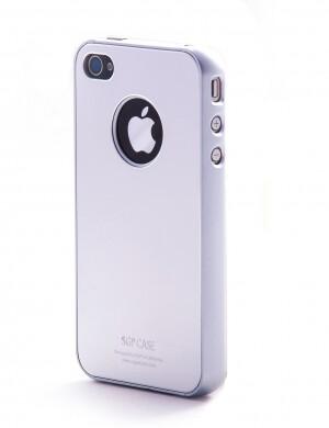 SGP Ultra Thin Pastel Series Infinity White для iPhone 4