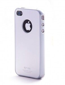 Купить SGP Ultra Thin Pastel Series Infinity White для iPhone 4