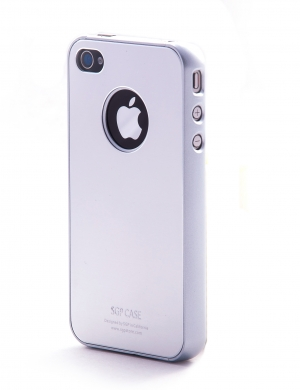 SGP Ultra Thin Pastel Series Infinity White для iPhone 4