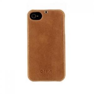 Чехол ZENUS Vintage Brown Premium Bar для iPhone 4/4S