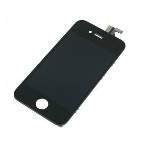 Купить Дисплей с тачскрином для iPhone 4S Black (ААА-копия)