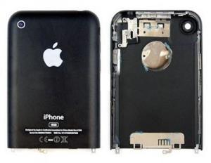 Купить Задняя панель корпуса для Apple iPhone 2G black