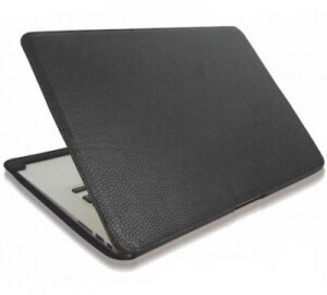 Viva Cuero Leather Essential Series Timeless Black для Macbook Air 11 inch