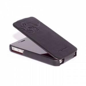 HOCO Earl Fashion Flip Black для iPhone 4/4S