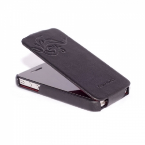 HOCO Earl Fashion Flip Black для iPhone 4/4S