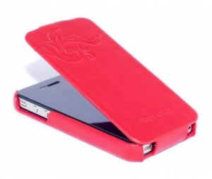 HOCO Earl Fashion  Flip Red для iPhone 4/4S