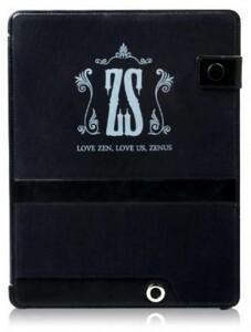 Купить ZENUS Masstige Oxford Portfolio Navy для iPad 4/3