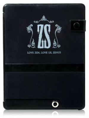 ZENUS Masstige Oxford Portfolio Navy для iPad 4/3