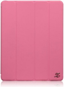 Купить ZENUS Case 'Prestige' Smart Folio Cover Series - Pink для iPad 4/3