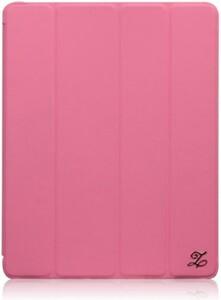 Купить ZENUS Case 'Prestige' Smart Folio Cover Series - Pink для iPad 4/3