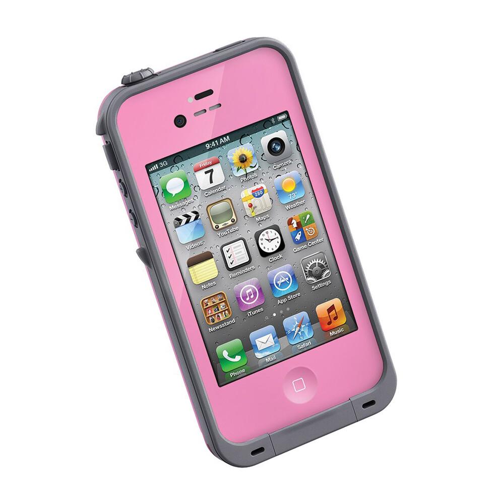 Водонипроницаемый чехол LifeProof FRĒ для iPhone 4/4S