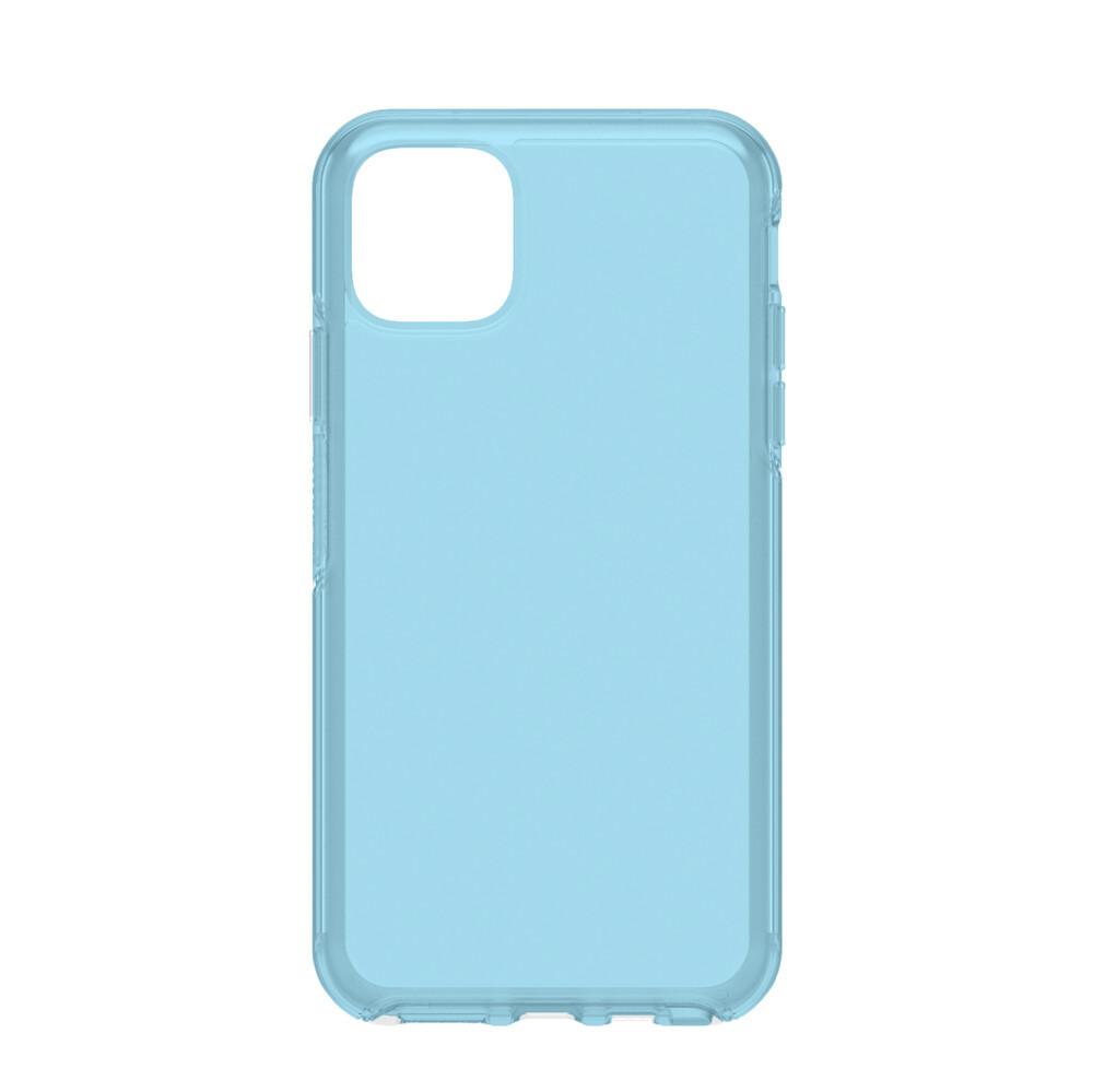 Чехол oneLounge Clear Case Light Blue для iPhone 11 Pro ОЕМ
