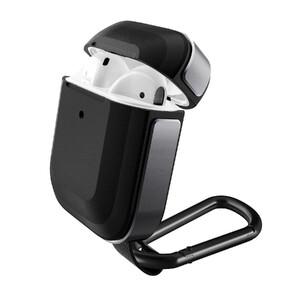 Купить Противоударный чехол с карабином X-Doria Defense Trek Black для Apple AirPods