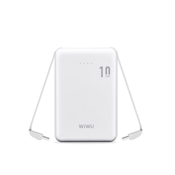 Купить Внешний аккумулятор Wiwu Power Juice JC-03 White 10000 mAh
