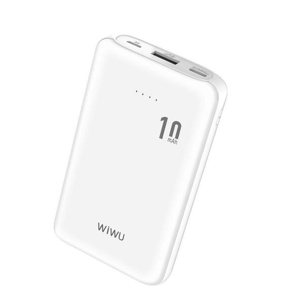 Внешний аккумулятор Wiwu Power Juice JC-02 White 10000 mAh