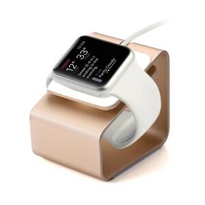 Купить Алюминиевая док-станция Alloy Bracket Gold для Apple Watch