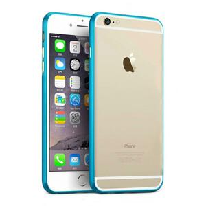 Купить Алюминиевый бампер Alloy Blue для iPhone 6 Plus