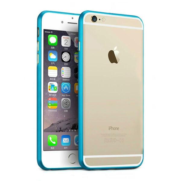 Алюминиевый бампер iLoungeMax Alloy Blue для iPhone 6 Plus
