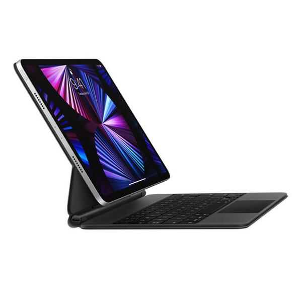 "Чехол-клавиатура Apple Magic Keyboard Black (MJQK3) для iPad Pro 12.9"" M1 2021 | 2020 | 2018 Russian"