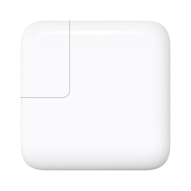 Зарядное устройство Apple 29W USB-C Power Adapter (MJ262)