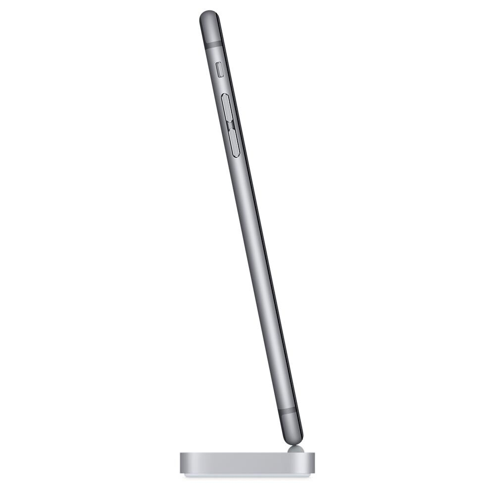 Док-станция Apple iPhone Lightning Dock Space Gray (ML8H2)
