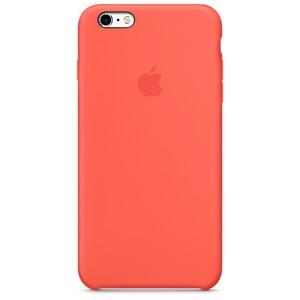 Купить Силиконовый чехол Apple Silicone Case Apricot (MM6F2) для iPhone 6s Plus