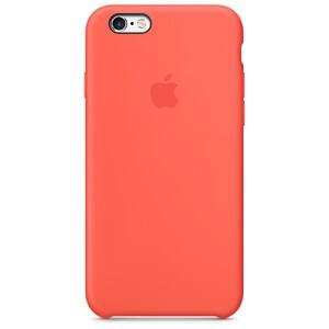 Купить Силиконовый чехол Apple Silicone Case Apricot (MM642) для iPhone 6s