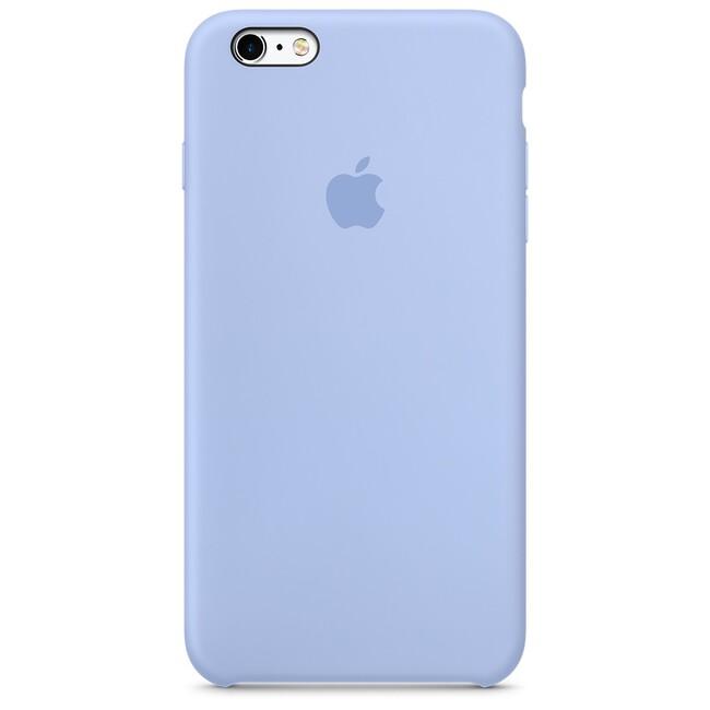 Силиконовый чехол Apple Silicone Case Lilac (MM6A2) для iPhone 6s Plus