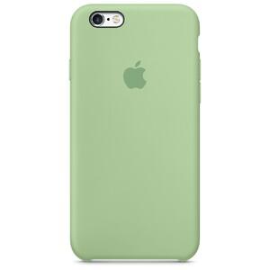 Купить Силиконовый чехол Apple Silicone Case Mint (MM672) для iPhone 6s