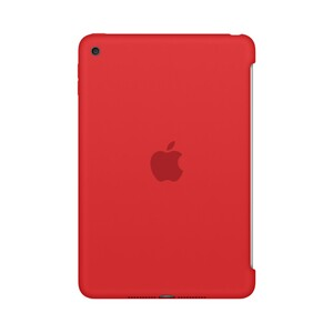 Купить Чехол Apple Silicone Case (PRODUCT) RED (MKLN2) для iPad mini 4