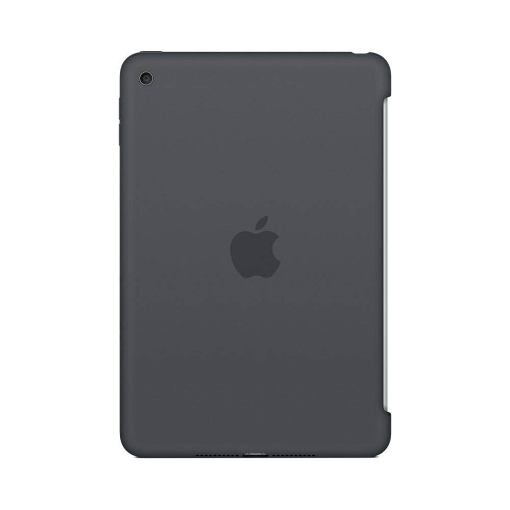 Чехол Apple Silicone Case Charcoal Gray (MKLK2) для iPad mini 4