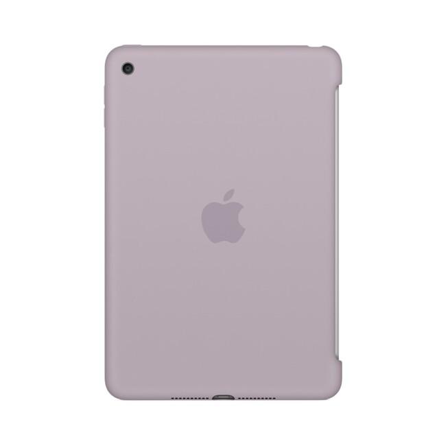 Чехол Apple Silicone Case Lavender (MLD62) для iPad mini 4