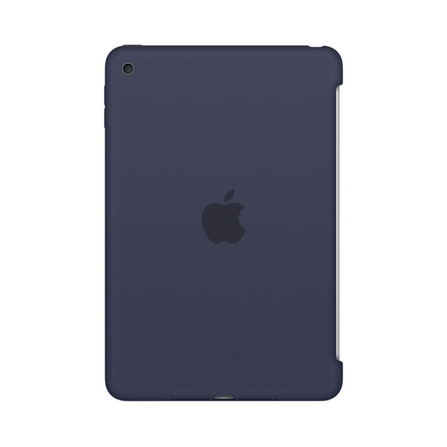 Чехол Apple Silicone Case Midnight Blue (MKLM2) для iPad mini 4
