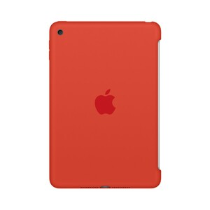 Купить Чехол Apple Silicone Case Orange (MLD42) для iPad mini 4