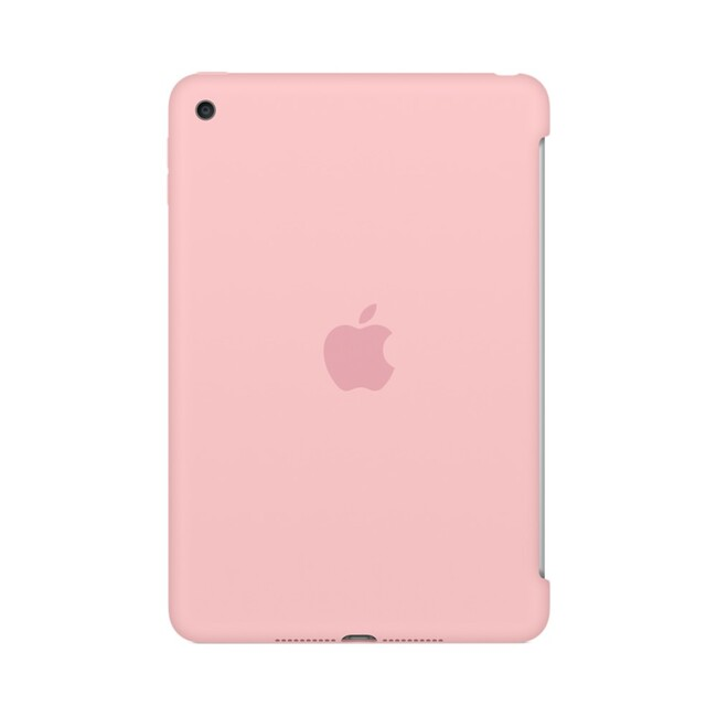 Чехол Apple Silicone Case Pink (MLD52) для iPad mini 4