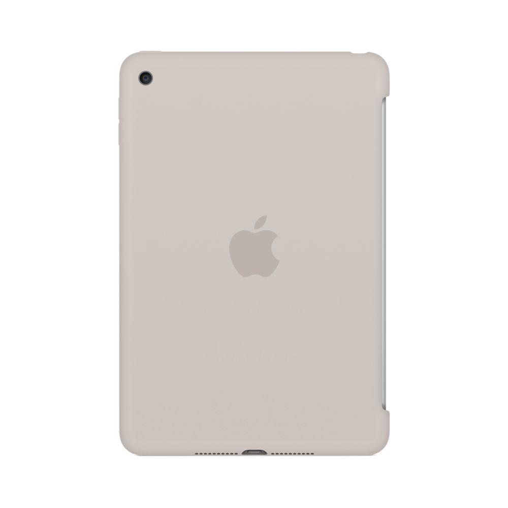 Купить Силиконовый чехол Apple Silicone Case Stone (MKLP2) для iPad mini 4