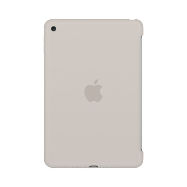 Силиконовый чехол Apple Silicone Case Stone (MKLP2) для iPad mini 4