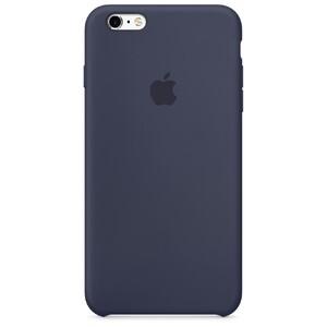 Купить Силиконовый чехол Apple Silicone Case Midnight Blue (MKXL2) для iPhone 6s Plus
