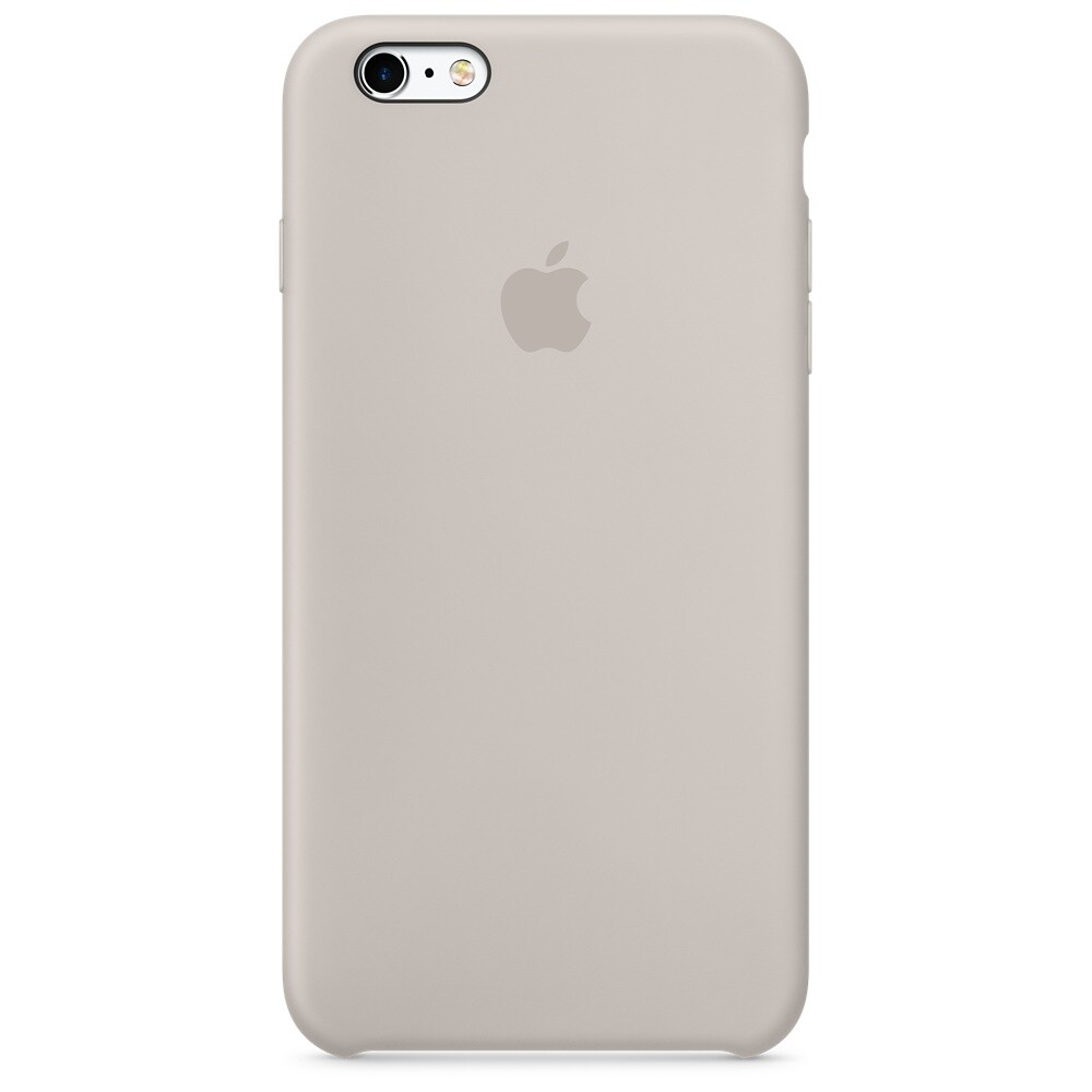 Силиконовый чехол Apple Silicone Case Stone (MKXN2) для iPhone 6s Plus