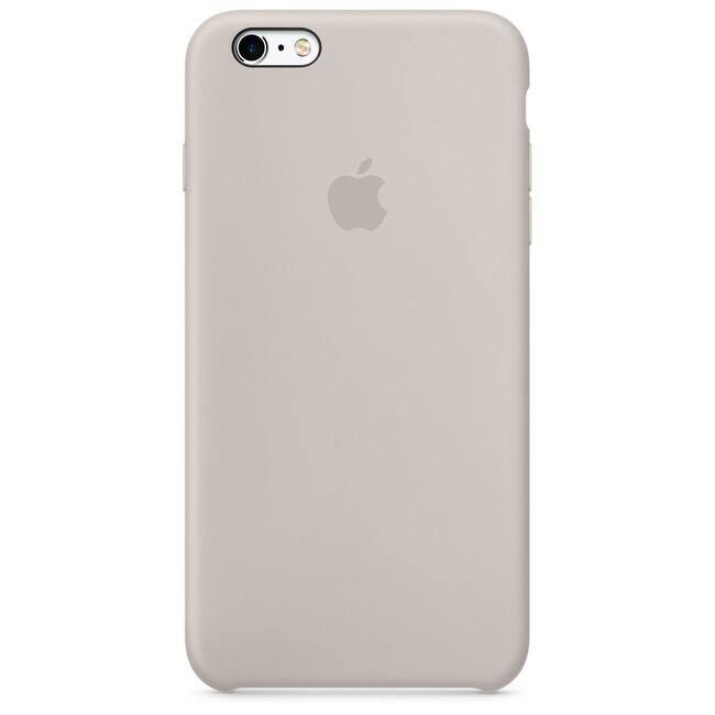 Силиконовый чехол Apple Silicone Case Stone (MKXN2) для iPhone 6s Plus