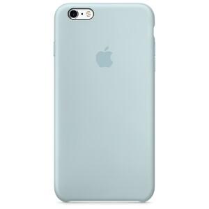 Купить Силиконовый чехол Apple Silicone Case Turquoise (MLD12) для iPhone 6s Plus