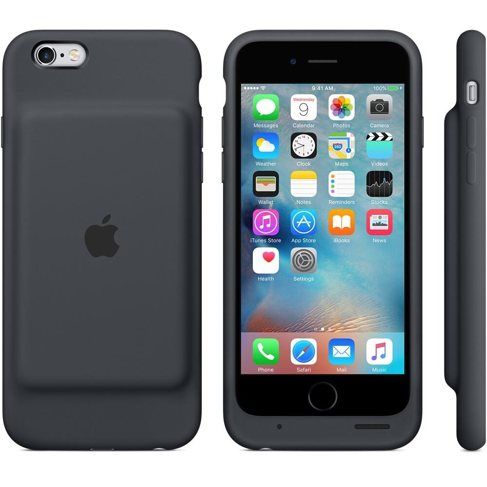 Чехол-аккумулятор Apple Smart Battery Case