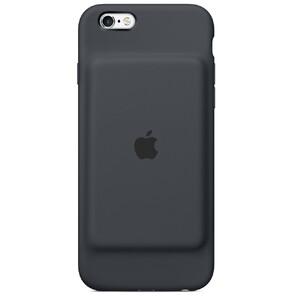 Купить Чехол-аккумулятор Apple Smart Battery Case Charcoal Gray (MGQL2) для iPhone 6/6s