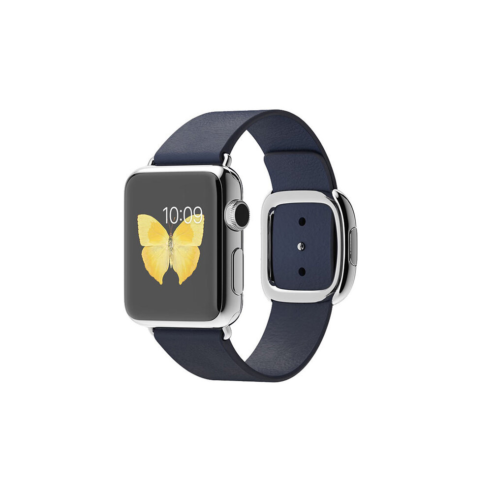 Часы Apple Watch 38mm Midnight Blue Modern Buckle