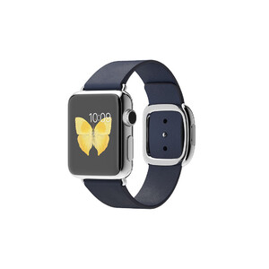 Купить Часы Apple Watch 38mm Midnight Blue Modern Buckle